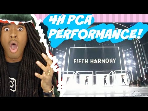 Xxx Mp4 Fifth Harmony Work From Home Live At The 2017 People S Choice Awards 3gp Sex