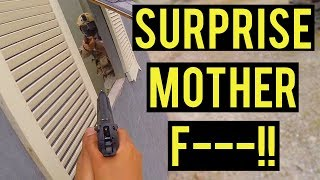 SURPRISE MOTHER F---!!!! | The Rock Airsoft (G&G M92)