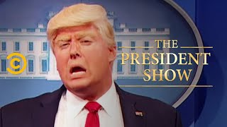 Keeping It Civil - The President Show