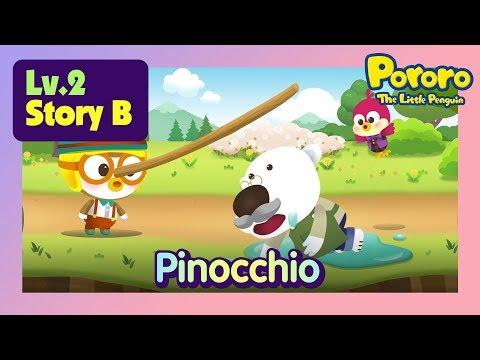 Xxx Mp4 Lv 2 Pinocchio Why Does Pororo The Pinocchio Go To A Market Bed Time Story For Kids Pororo 3gp Sex