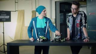 Get ready for the fast and agile RC Tracked Racer! - LEGO Technic - Designer's Workshop On Tour