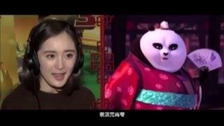 电影《功夫熊猫3》杨幂配音特辑