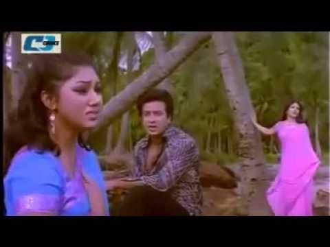 Ak Prithibi Dukho Amar Song of Bangla movie Mon Jekhane Redoy Sekhane
