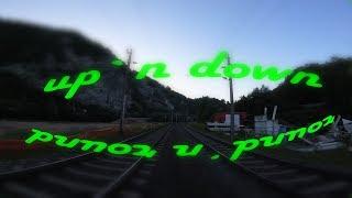 up´n down, round´n round
