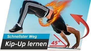 Kip-Up / Kick-Up LERNEN in 30 MINUTEN | Andiletics