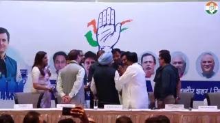 LIVE: Former PM Dr. Manmohan Singh addresses the media at Indore, Madhya Pradesh