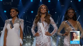 2016 Miss USA Top 3 Revealed   LIVE 6-5-16