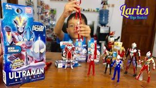 Siapa Nama Ultraman Ini ??? (Ultraman, Ginga, Mebius, Dyna, Victory dll)