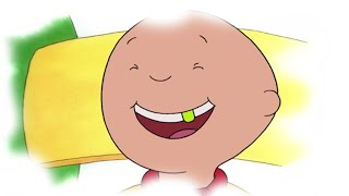 Caillou English Full Episodes | Caillou and the Tooth Fairy | Caillou New HD! | Cartoon for Kids