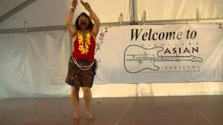 Pearly Shells Classic Hawaiian Hula Dance