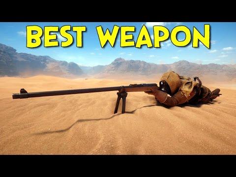 watch The Best Weapon In Battlefield 1!