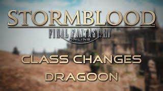 Stormblood Class Changes: Dragoon
