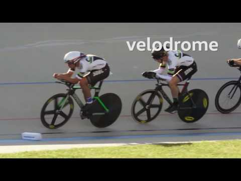 VW USAC Track Cycling