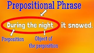 Prepositional Phrases Lesson   Classroom Edition for Kids