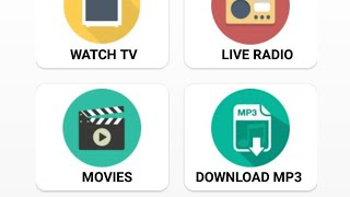 All in one   free tv channels  free radio mp3 song