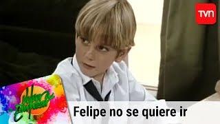 Felipe no se quiere ir | Volver a empezar - T1E73