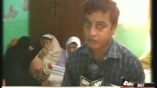 Karachi a 16 years old girl gang raped & murdered