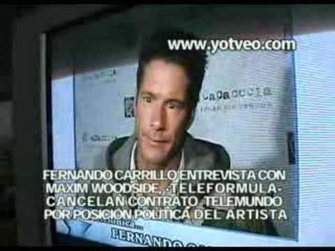 Fernando Carrillo en Teleformula confirma despido Telemundo