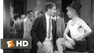 Animal Crackers (2/9) Movie CLIP - The Professor! (1930) HD