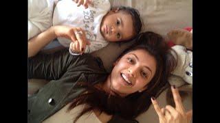 Actress Kajal Agarwal Unseen Family Video