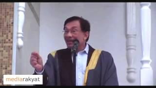 Anwar Ibrahim: Friday Khutbah At Abu Bakar Mosque, Adelaide Australia