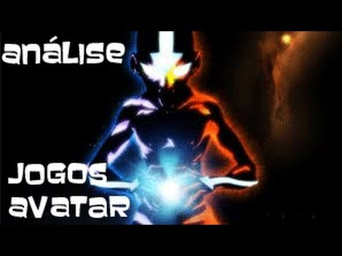 Análise jogos do Avatar