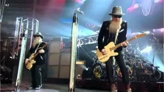 ZZ Top - Gimme All Your Lovin (Live) [HD] 1080p
