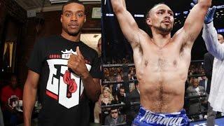 Errol Spence will DEMAND Keith Thurman fight if he beats Kell Brook