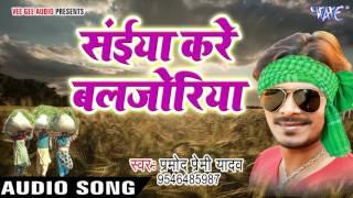 सुपरहिट चइता गीत 2017 - Pramod Premi - Saiya Kare - Luk Bahe Chait Me - Bhojpuri Hot Chaita Songs