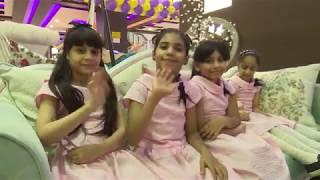 قناة اطفال ومواهب الفضائية حفل لارا هوم  جازان بمناسبة مرور عام على الافتتاح