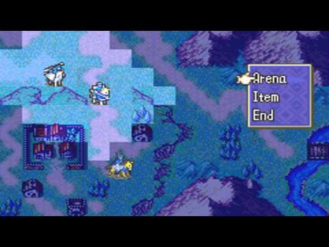 FE6 Reverse LTC Chapter 17 Sacae: The Bishop's Teachings