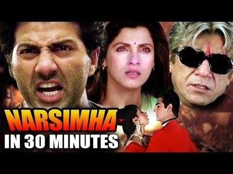 Xxx Mp4 Hindi Action Movie Narsimha Showreel Sunny Deol Urmila Matondkar Ravi Behl 3gp Sex