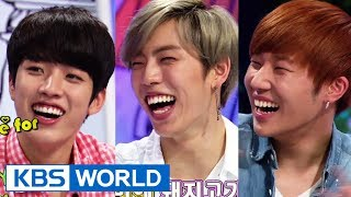 Hello Counselor - Sungkyu, Dongwoo, Seongyeol of INFINITE (2014.06.23)
