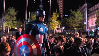 Loki vs. Capitan America & Iron Man -  (Los Vengadores) - Español Latino HD