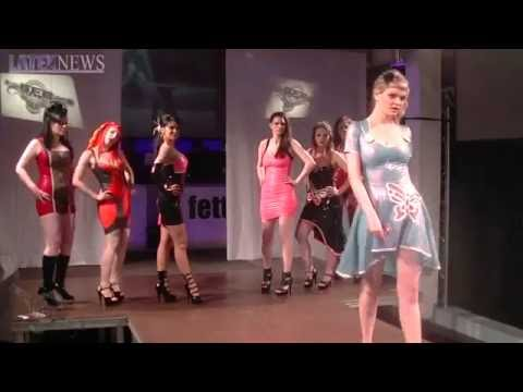 The latex fashion shows of GFB 2011