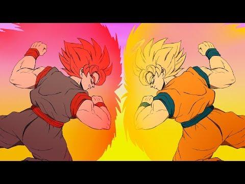 Goku vs. Evil Goku II