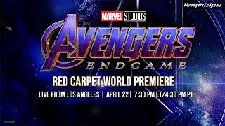 Marvel Studios' Avengers: Endgame | LIVE Red Carpet World Premiere