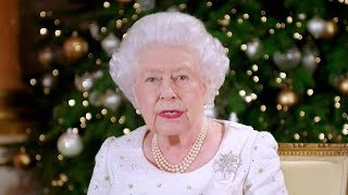 THE QUEEN'S CHRISTMAS MESSAGE FOR 2017