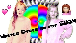 United State of pop  2014 | video star 4.0