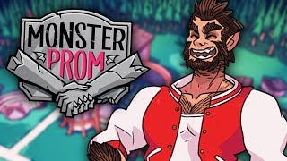 MY MONSTROUS PROM DATE | Monster Prom