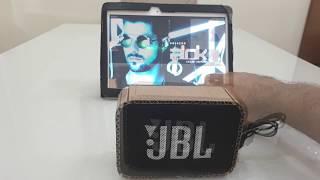 Como Fazer caixa de som  Bluetooth JBL GO 2 de Papelão