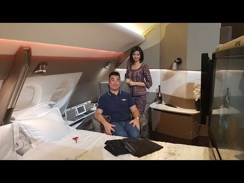 Xxx Mp4 Singapore Airlines NEW FIRST And BUSINESS Class Products Unveiled 3gp Sex