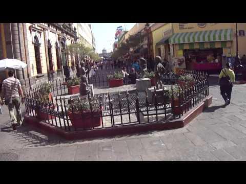 Paseo por Guadalajara Asta El Mercado Libertad San Juan de Dios