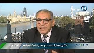أداء الاسواق العالمية مع المحلل الاقتصادي محمد العطيفي