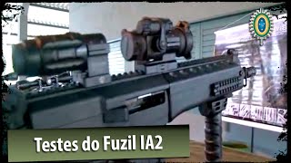 EN 152 - Teste do Fuzil IA2