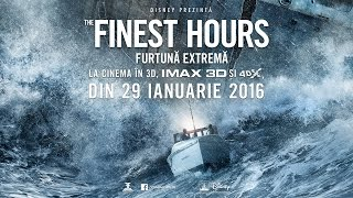 Furtună extremă (The Finest Hours) - Trailer G - 2016