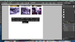 Rychlé importování více fotek nebo pdf stránek – Indesign CZ tutorial