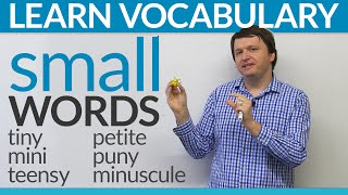 Improve your vocabulary: Synonyms for