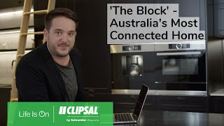 'The Block' - Australia's most connected home