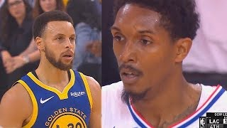 Warriors SHOCKED BY CLIPPERS IN GAME 5 & LOU WILLIAMS TAKES OVER! Clippers vs Warriors Game 5